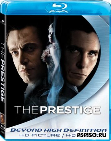 Престиж / The Prestige (2006) HDRip