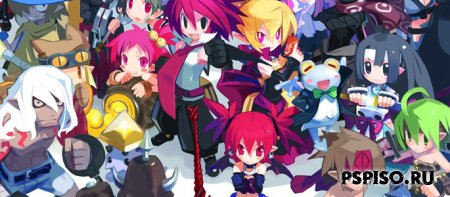 Обзор Disgaea 2: Dark Hero Days от IGN