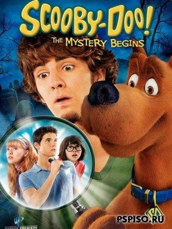 �����-�� 3: ����� ���������� / Scooby-Doo! The Mystery Begins (2009) DVDRip