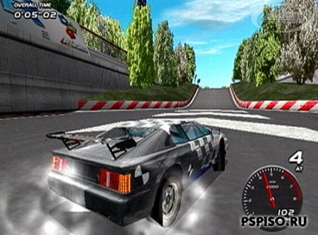 Vanishing Point [ENG] [PSX] [RIP]