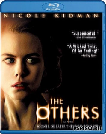 Другие / The Others (2001) HDRip