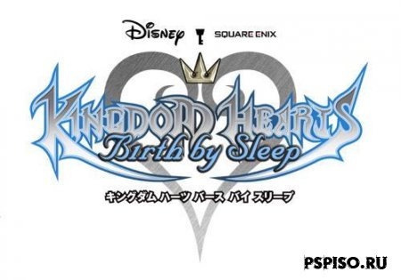 В Kingdom Hearts Birth by Sleep для PSP будет Co-op