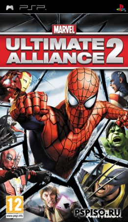 Marvel: Ultimate Alliance 2 - USA