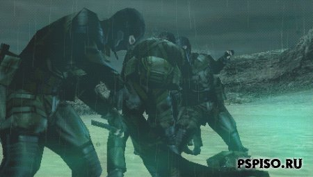 Metal Gear Solid: Peace Walker DEMO2 - psp slim, коды для psp, игры для psp, psp бесплатно.