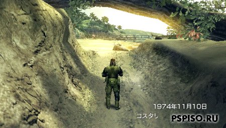 Metal Gear Solid: Peace Walker DEMO2 - ������� ��������� ���� ��� psp,  psp ����,  �������� psp,  psp �������.