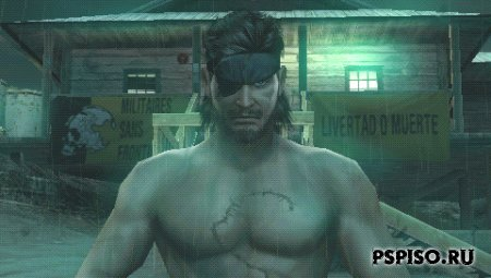 Metal Gear Solid: Peace Walker DEMO2 - ���� ��� psp,  ��������� psp, ���� psp,  psp ���� ��������� ��� �����������.
