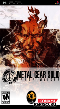 Metal Gear Solid: Peace Walker DEMO!