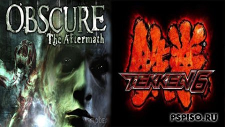 Obscure: The Aftermath + Tekken 6