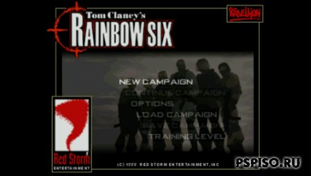Tom Clancy039;s Rainbow Six (RUS)