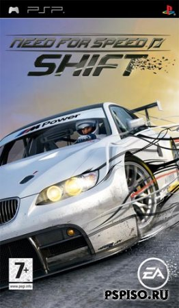 Need for Speed: Shift ENG [RIP]