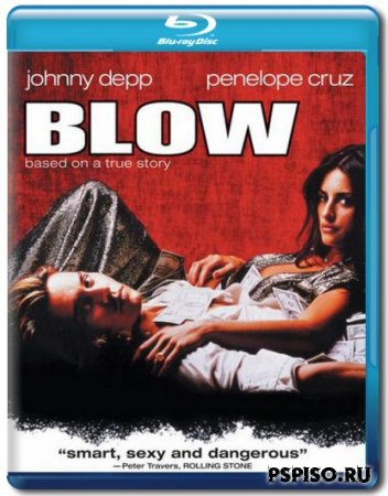 Кокаин (Blow) BDRip