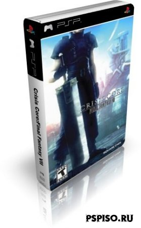 Crisis Core: Final Fantasy VII [ENG] [FULL] [UNDUB!]