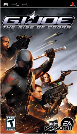 G.I. Joe: The Rise of Cobra - EUR