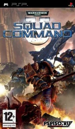 Warhammer 40,000: Squad Command (RIP)