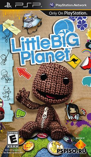 Little Big Planet:�������, 25 ���������� � ���� ������. patapon