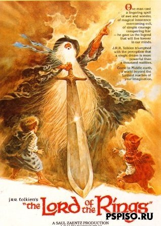 Властелин колец / The Lord of the Rings [DVDRip]