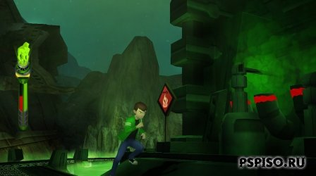 BEN 10: ALIEN FORCE Vilgax Attacks - USA