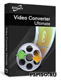 Xilisoft Video Converter Ultimate 5.1.26.1012 игры для psp