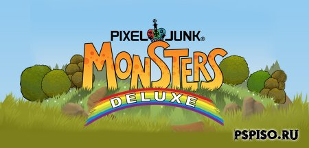 PSN-Minis PixelJunk Monsters Deluxe EUR - psp slim, psp игры   , psp,  скачать игры для psp.