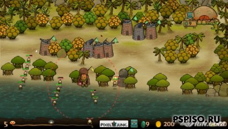 [PSN-Minis] PixelJunk Monsters Deluxe [EUR]