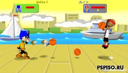 Funky Punch (PSP Minis) (5.xx m33)