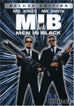 ���� � ������ / Men in Black  (DVDRip)