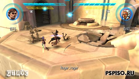 Star Wars: The Clone Wars Republic Heroes - ENG only