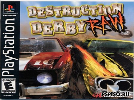 Destruction Derby 3 RAW [RUS]