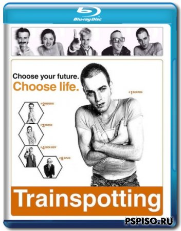 На игле (Trainspotting) BDRip