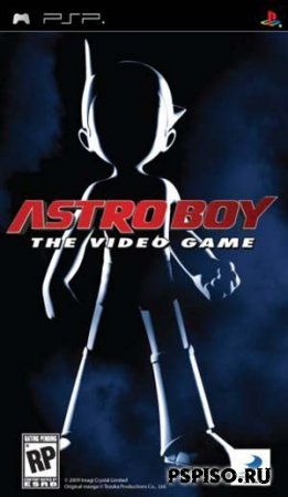 ATOM (Astro Boy: The Video Game) - JPN
