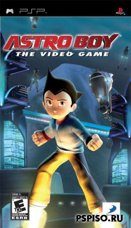 Astro Boy: The Video Game [PSP][FULL][USA]