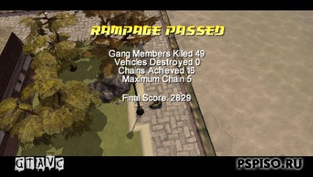 Grand Theft Auto: Chinatown Wars ENG Rip - без регистрации, psp, видео, игры на psp.