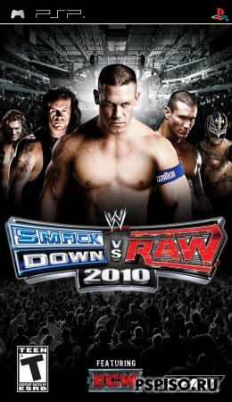 WWE SmackDown! vs. RAW 2010 - EUR