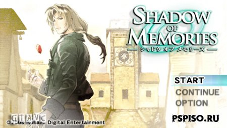 Shadow of Memories - JPN