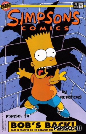 Simpsons Comics #002