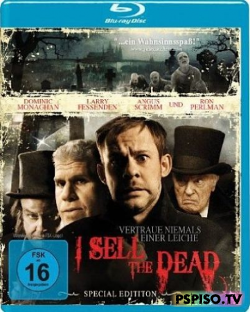 � ������ ���������� / I Sell the Dead (2008) HDRip