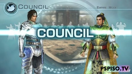 Анонсирована PSP-версия Dynasty Warriors 6: Empires