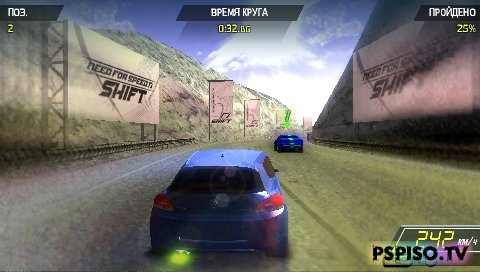 ����� Need For Speed: Shift (��� ��������) - psp ���� ��������� ��� �����������, ������� ���� ��� psp, psp slim, psp ����.