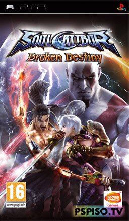 ����� Soul Calibur: Broken Destiny