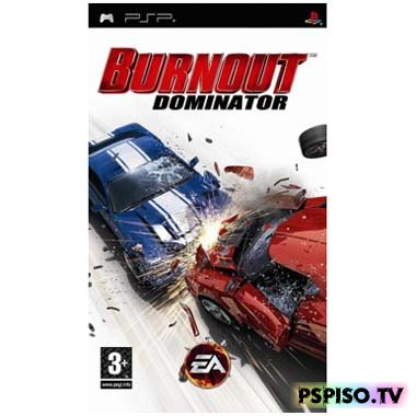 Обзор Burnout Dominator