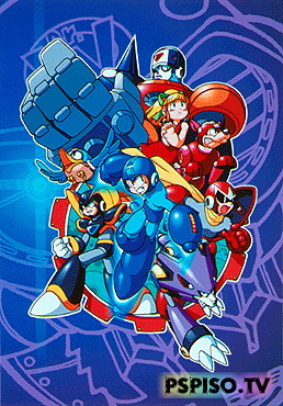 MegaMan The Power War