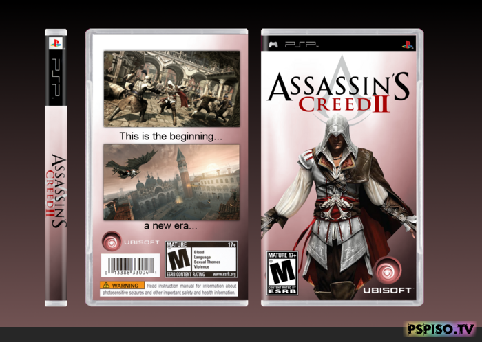 PSP ������ Assassin039;s Creed 2! - psp �������, psp ���� ������� ��� �����������, psp ������, ����� ��� psp.