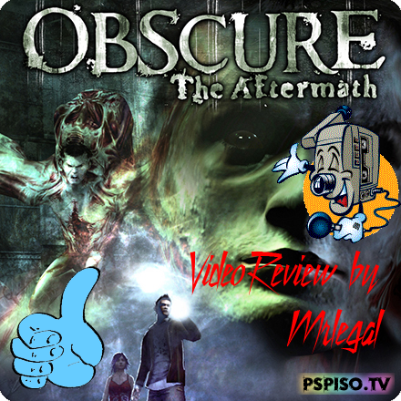 Видео-обзор Obscure: The Aftermath (by Mrlegal)