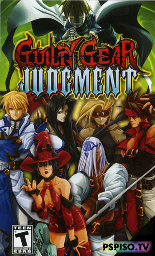 [Видео-обзор] Guilty Gear Judgment