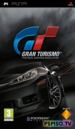 �����-����� Gran Turismo The Real Driving Simulator - psp soft, psp ���������,  ��������� psp,  psp ���� ��������� ��� �����������.