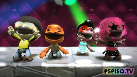 ����� ����� �� ���� Little Big Planet.