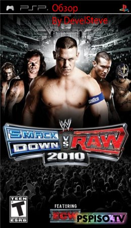 Обзор WWE Smackdown Vs Raw
