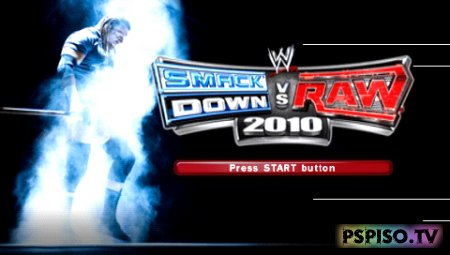 Обзор.WWE Smackdown Vs Raw - для psp, прошивки для psp,  игры для psp скачать,  псп.