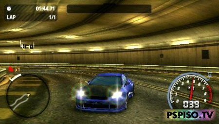 Обзор Need for Speed Most Wanted 5-1-0 - psp soft, psp slim, скачат игры на psp, игры для psp скачать.