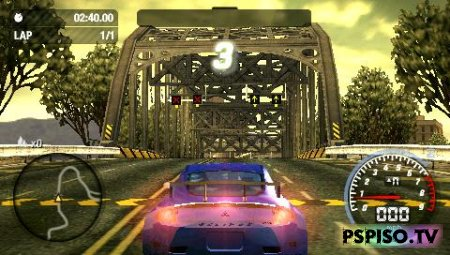 ����� Need for Speed Most Wanted 5-1-0 - �������� psp,  ��������� psp, ��������� psp, psp.